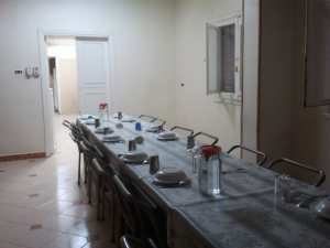 convent dining room
