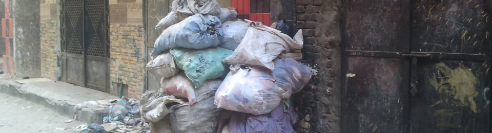 Piles of Trash